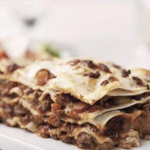 """Lasagna di pollo asparagi e formaggio """"Brie"""""""